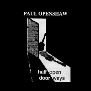 Half Open Doors Album Cover